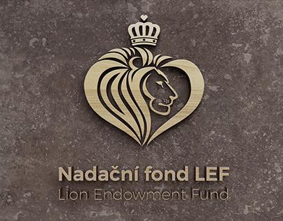 LEF - Lion Endowment Fund - corporate identity, web