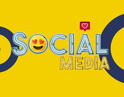 Social Media Qi App