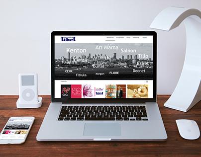 Tibet A.Ş Web Site