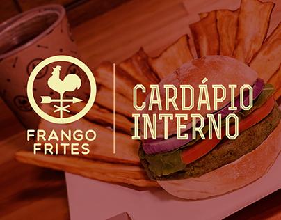 Frango Frites - Internal Menu