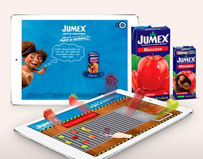 Jumex: Video juego de lealtad ( Ipad )