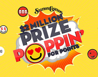 $2 Million Prize Poppin' for Points