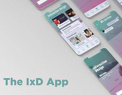 The IxD App