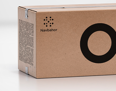 Navbahor - Restyling brand for pharmaceutical company