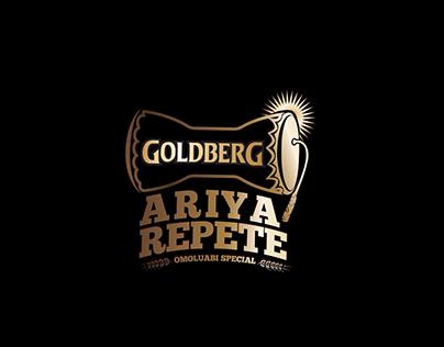 Goldberg Ariya Repete 2020 Winner announcement