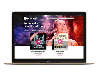 Audiobooks with a soundtrack