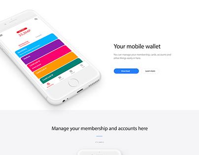 Mobile Membership App