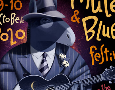 Mules'n'Blues festival