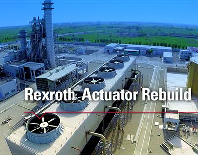 "MD&A ""Rexroth Actuator Rebuild"" Video"