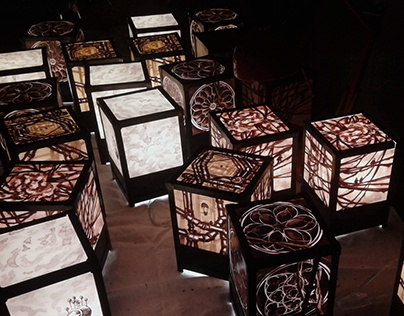 Boites Lumineuses - Light Boxes #3