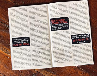 Neverbored Magazine