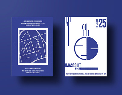 (non)commerial projects for Massolit Books&Cafe