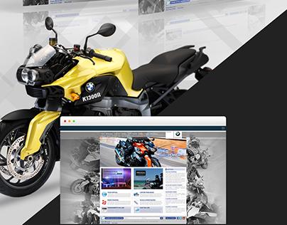 BMW Power Motorrad | Visual Identity and Branding