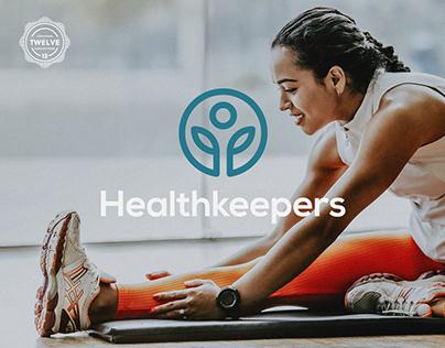 Healthkeepers - Branding
