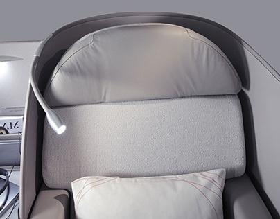 "AIR FRANCE - ""La Première"" First Class seat A380"