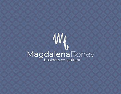 Magdalena Bonev Brand Identity