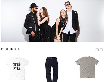 Fashion Store Multipage Creative Shopify