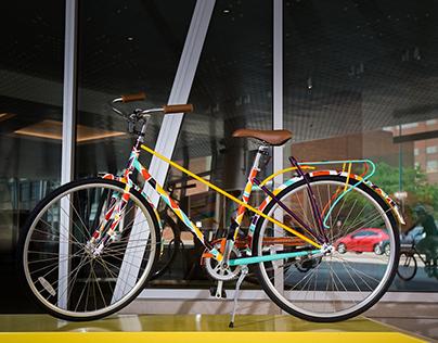 The Art Hotel Bike Project