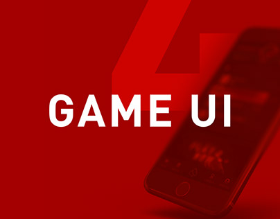 Game UI - slot & 麻將