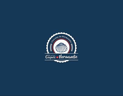 Les Coques de Normandie : branding #1