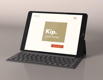 Kip. Self Check-in Application