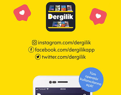 Turkcell Dergilik- Hadi Teaser