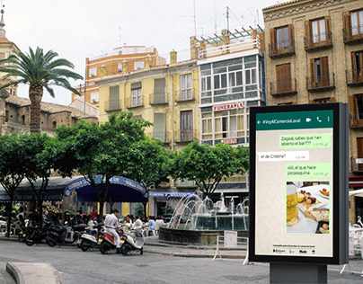 Advertising Campaign / Local Commerce of Murcia