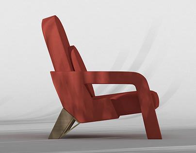 """Armchair & the sofa """"IVAN"""""""