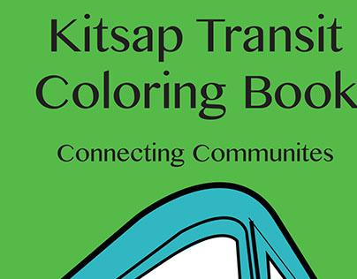 kitsap transit coloring book pages