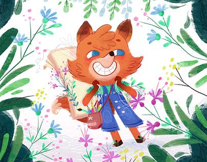 🌿 Little Fox 🌿