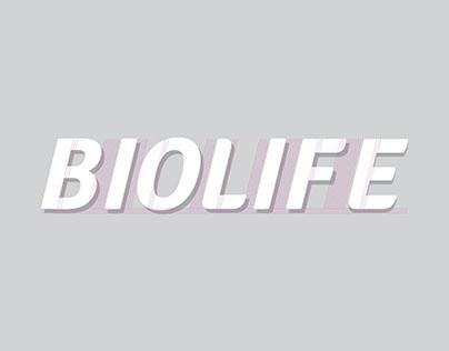 Biolife Brand Identity Design