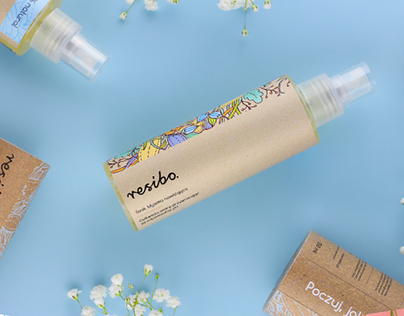 Resibo- natural cosmetics