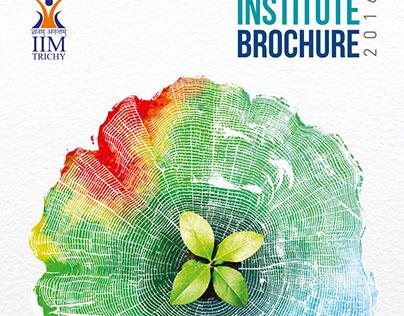IIM Trichy Institute Brochure 2016