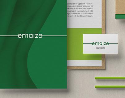 Emaize Re-Branding