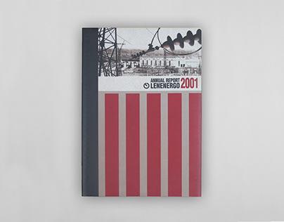 Lenenergo annual report