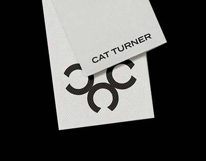 Cat Turner Fashion Designer Branding