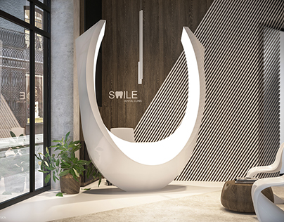 Waiting Area - Dental Clinic