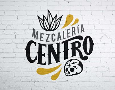 Mezcalería Centro - Branding