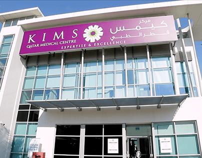 Kims Medical Centre Qatar Corporate social media video
