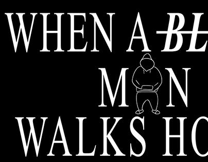 When a Black Man Walks Home (2020) - Official Trailer