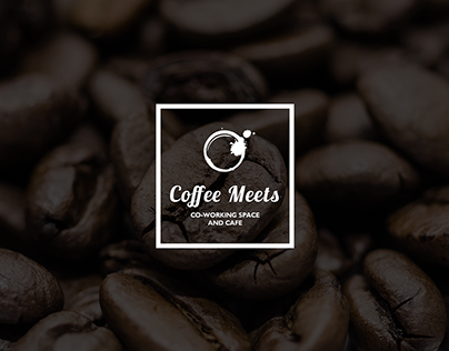 Coffee Meets - Brand Identity & OOH