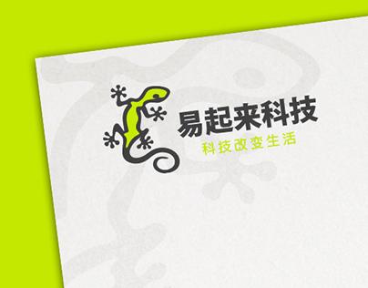 Gecko logo & identity