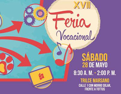 Feria Vocacional XVII TRILCE