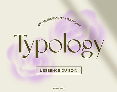 Typology - Rebranding