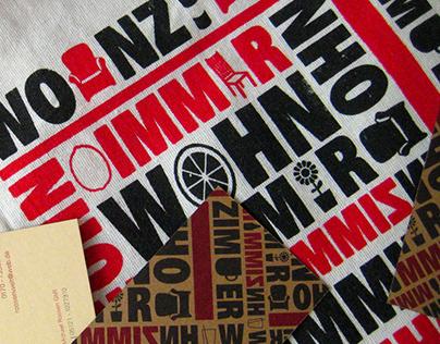 WOHNZIMMER - Branding - CI/CD - Communication