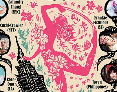 5th New York Asian Burlesque Extravaganza