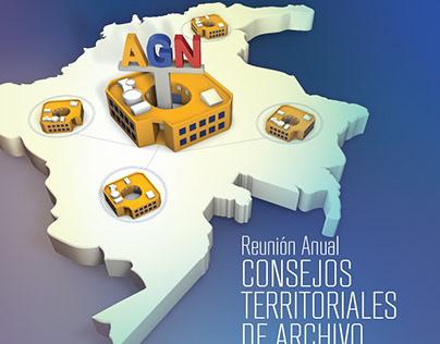 AGN - 3D