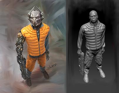 Cyborg Design