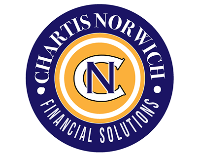 Logo Design for Chartis Norwich by Cadogan and Hall.