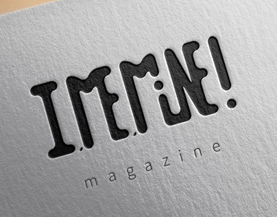 I, ME, MINE! - Magazine - Logo